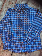 Load image into Gallery viewer, Boys Shirt-Cowboy Hardware