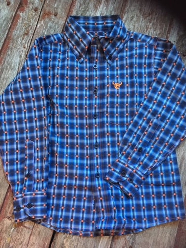 Boys Shirt-Cowboy Hardware