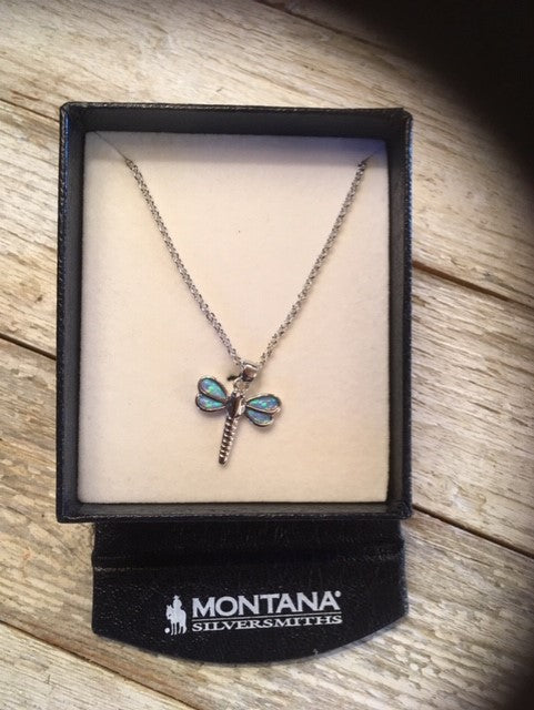 Necklace-Montana Silversmith