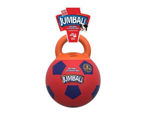 Gigwi Jumball Soccer Ball Dog Toy - Pikabu