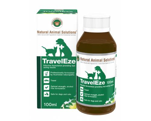 Natural Animal Solutions TravelEze Solution - Pikabu