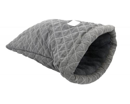 TS Pet Tunnel Quilted Grey - Pikabu