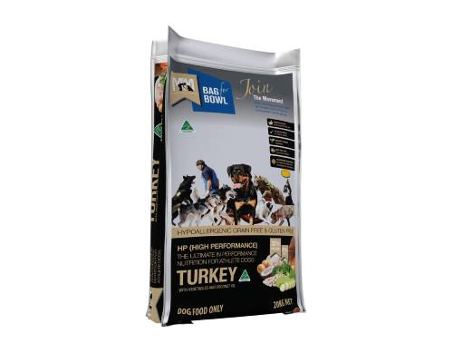 Meals For Mutts Grain Free Adult High Performance Turkey And Chick Pea Dry Dog Food - Pikabu