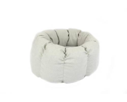 TS Luxy Linen Round Pet Bed – Eco Friendly - Pikabu