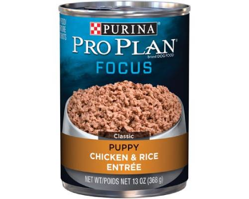 Pro Plan Dog Puppy Chicken Rice Entree Classic Dog Wet Food - Pikabu