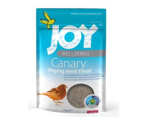 Joy Wellbeing Canary Singing Seed Treat - Pikabu
