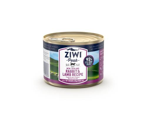 Ziwi Peak Rabbit & Lamb Cat Wet Food Cans - Pikabu