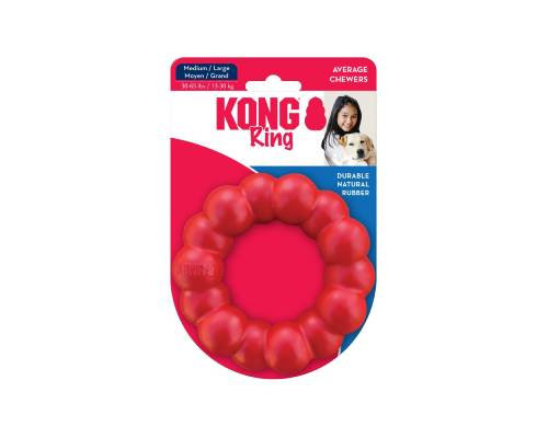 Kong Ring Dog Toy - Pikabu