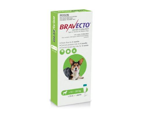 Bravecto Spot On For Dogs Green - Pikabu