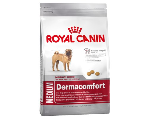 Royal Canin Medium Dermacomfort - Pikabu