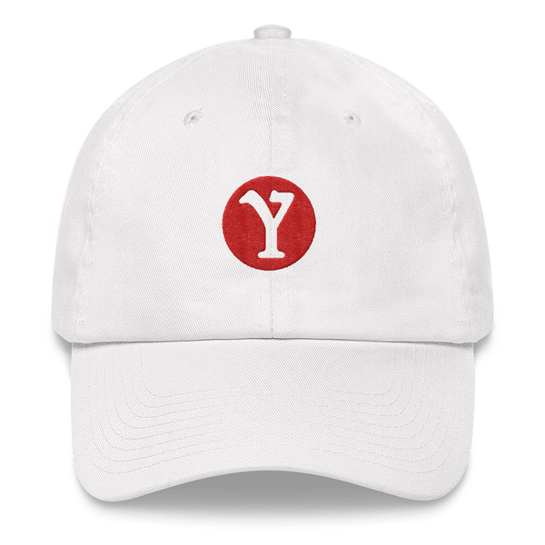 YMILY Red Symbol Dad Hat