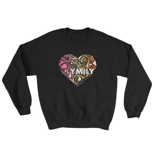 Yontz Loving Heart Sweatshirt