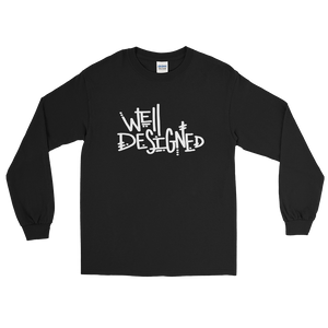 Well Designed Long Sleeve T-Shirt