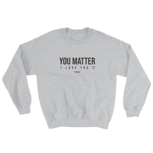 Click Black YM Sweatshirt