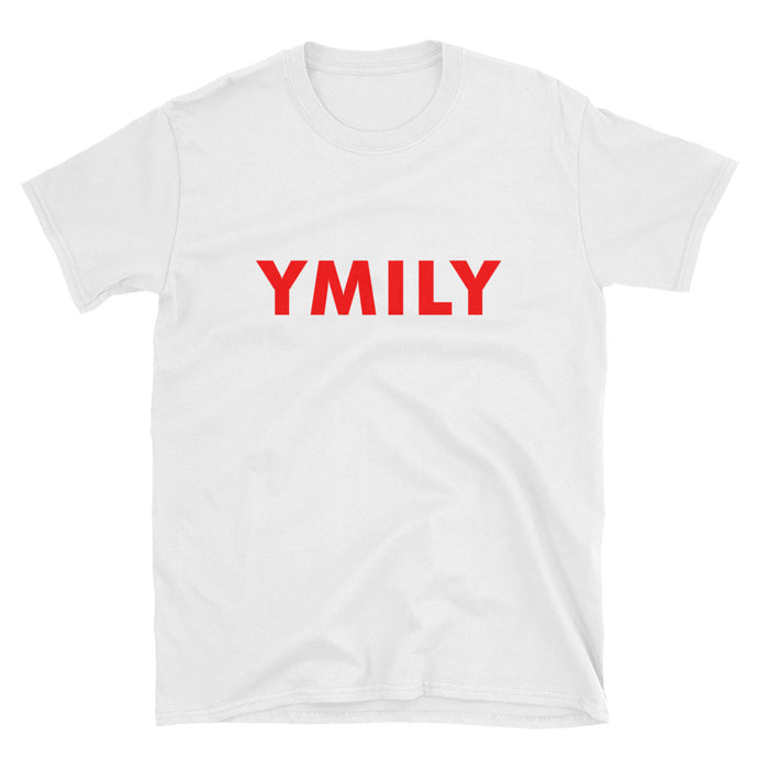 Classic Red Logo T-Shirt