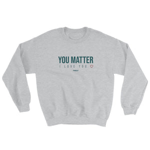 Click Green YM Sweatshirt