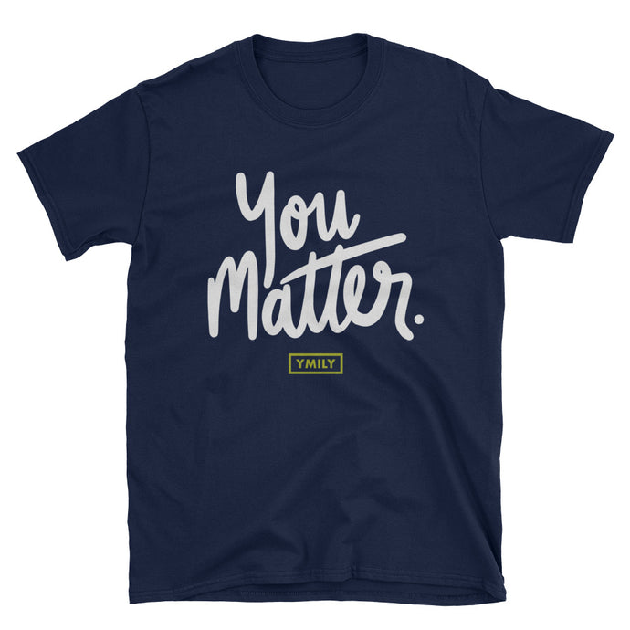 Lyons You Matter T-Shirt