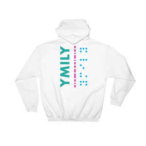 Cassidy Color Dots Hoodie