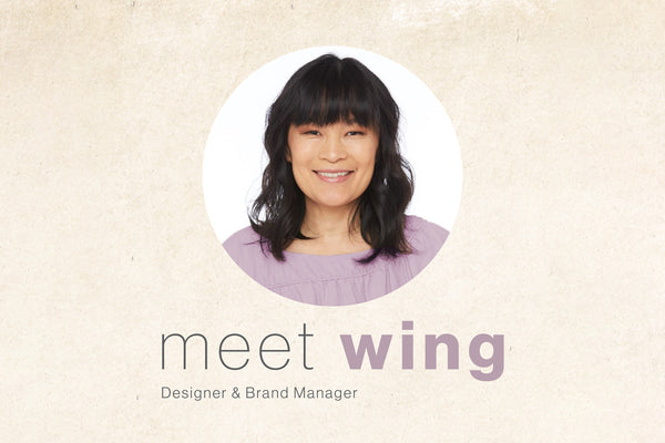 Meet Wing, Designer and Brand Manager of La Blanca