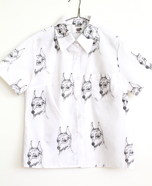 MIN PIN BUTTON UP