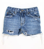 Denim Cut Offs, 3T