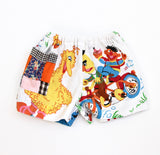 Sesame Street Play Shorts, Kids 1/2T