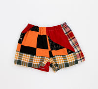 Quilt Top Play Shorts, Kids 1/2T