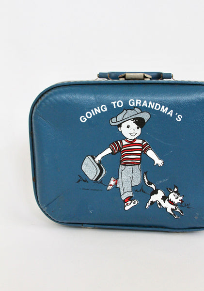 Going To Grandma's Suitcase
