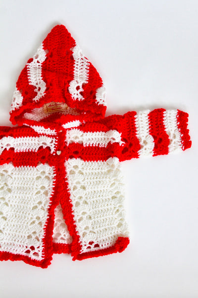 Valentine Knit Sweater 6-12 months