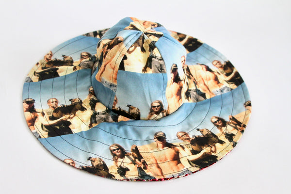 Falconer Boys Reversible Pool Hat