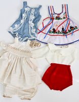 Dress and Onesie Bundle, Size 6-12 months