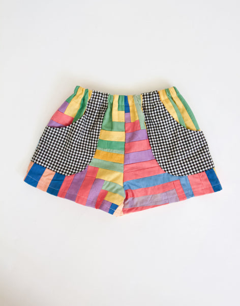 Geo Play Shorts, Size 3/4T