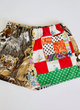 Quilted Safari Play Shorts, Kids 5/6