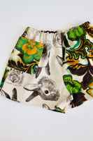 Cotton Tail Play Shorts, Kids 5/6
