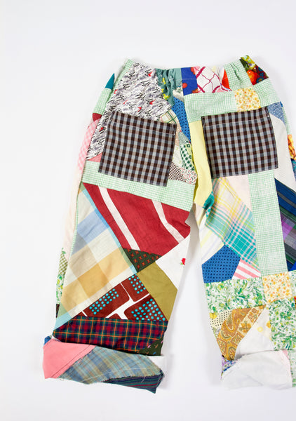 Quilt Check Playpants, Kids 3/4T