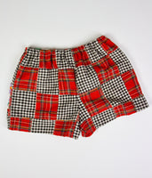 Gingham Patch Playshorts, Kids 5/6