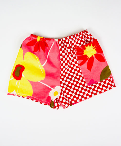 Party Top Playshorts, Kids 3/4T