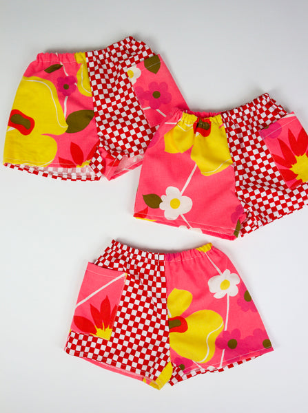 Party Top Playshorts, Kids 1/2 T