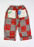 Gingham Patch Playpants, Kids 1/2T