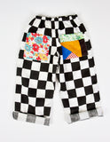 Checkered Quilt Playpants, Kids 1/2T