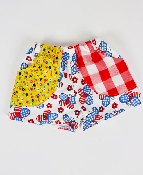 Patriotic Playshorts, Kids 1/2T