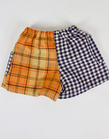 Tartan + Gingham Playshorts, Kids 3/4T