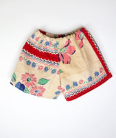 Table Runner Playshorts, Kids 1/2T