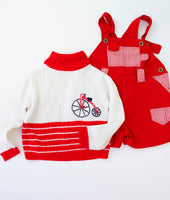 Red Stripe Bundle, size 1T