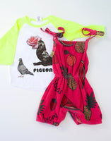 Pigeons and Terry Cloth Bundle, 18 months