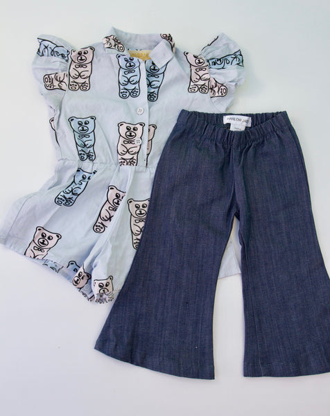 Gummi Bear and Jeans Bundle, 12-18 months