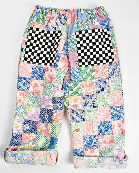 Patchwork Playpants, Kids 1/2T