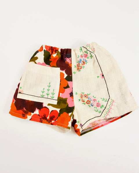 Table Linen Playshorts, Kids 1/2T