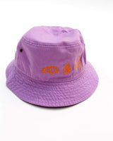 BY HER OWN SELF, LAVENDER BUCKET HAT