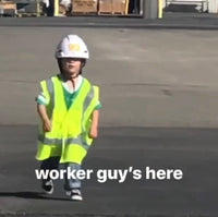 THE WORKER GUY